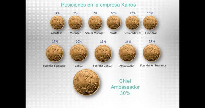 4 Como ganar dinero online con Kairos Technologies 2 parte