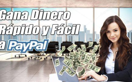 6 Páginas para Ganar Dinero Gratis y Cobrar Rápido a Paypal   Gokustian