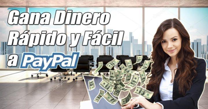 6 Páginas para Ganar Dinero Gratis y Cobrar Rápido a Paypal | Gokustian