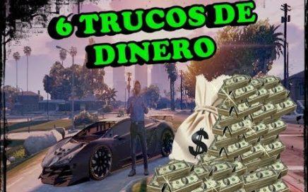 6 TRUCOS PARA GANAR DINERO EN GTA ONLINE 1.41