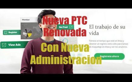 Adfiver Nueva PTC Para Ganar Dinero | Pagos Instantaneos Por Paypal