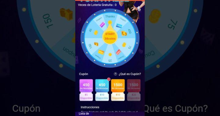 App para ganar dinero en Paypal, amazon, etc desde tu celular (smartphone) LUCKY CASH