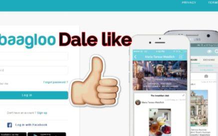 Aprende a ganar de 1 a 3$ con la app BAAGLOO (ya no paga) | MAY VIL