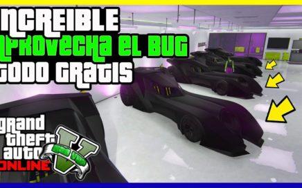 """APROVECHA EL BUG !! COMO COMPRAR TODO GRATIS EN """"GTA V ONLINE"""" [ PS4 - XBOX ONE  PC ] 1.41"""