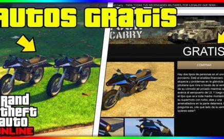 """*AUTOS GRATIS* CONSEGUIR AUTOS DE LUJO GRATIS EN """"GTA V ONLINE 1.41""""  DINERO INFINITO BESTIAL!"""