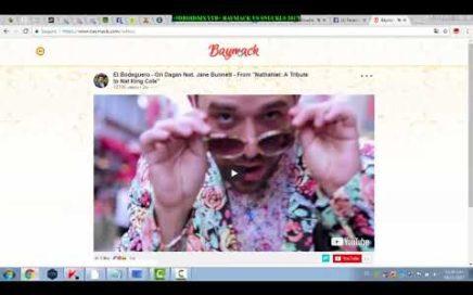 BAYMACK VS SNUCKLS GANA VIENDO VIDEOS PAYPAL 2017