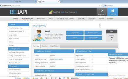 bejapi.com Como ganar dinero por internet desde casa