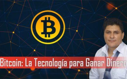 Bitcoin - Cómo Ganar Dinero desde Casa