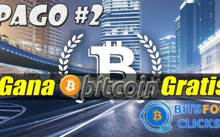 BitsForClicks Paga | Gana Bitcoins Gratis sin Inversión | Gokustian
