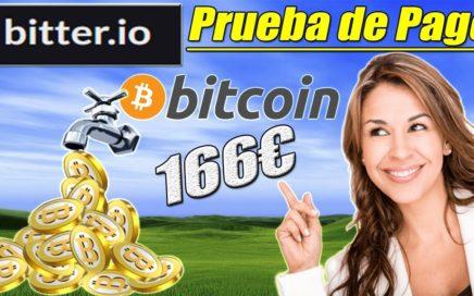 Bitter.io Paga 166 Euros en Bitcoin, Cómo Ganar Bitcoin Gratis | Gokustian