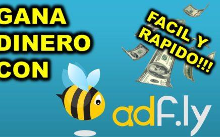 ¡Bots Adfly 10,000 Visitas Por Día $100 Dolares Por mes Octubre 2017!