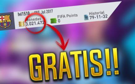 BUGTRUCO OCULTO PARA HACERTE MILLONARIO EN FIFA 18 ULTIMATE TEAM|TRUCO DE MONEDAS GRATIS