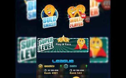 Bulb Smash.. Ganar dinero fácil
