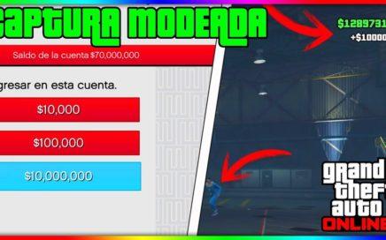 ¡CAPTURA MODEADA! COMO [GUARDAR/JUGAR] CAPTURAS MODEADAS EN GTA V ONLINE 1.41 | DINERO INFINITO