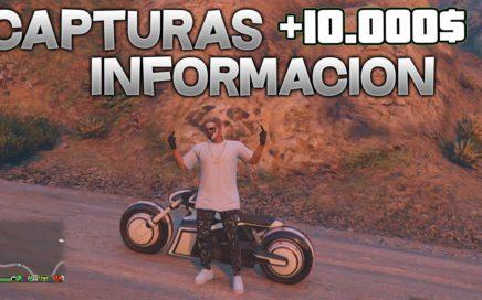 CAPTURAS DINERO INFINITO 10.000$ INFORMACION!
