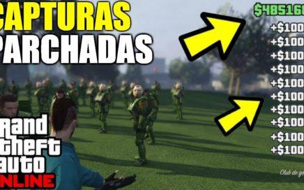 *CAPTURAS MODEADAS* ¿PARCHADAS? VÍDEO INFORMATIVO | GTA 5 ONLINE