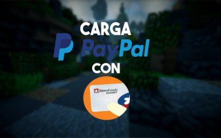 CARGA DOLARES EN PAYPAL CON CUENTA RUT 2017