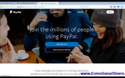 Cash Synergy 2017 Como Ganar Dinero En Internet  Fácil  y Rápido Dinero a Paypal