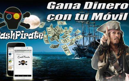 CashPirate | Cómo Ganar Dinero Paypal con tu Android | Gokustian