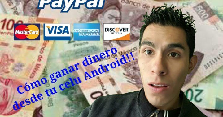 Chucho gelan (Cómo ganar dinero extra desde tu celu android).