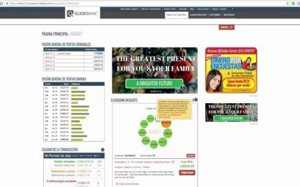 Clickbank | ¿Cómo emprender online? | Sistema Revolucionario para Ganar Dinero con Clickbank