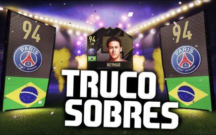¡¡COMO CONSEGUIR SOBRES DE JUGADORES ÚNICOS GRATIS!! - Mega TRUCO/TRADEO - Fifa 18 Ultimate Team