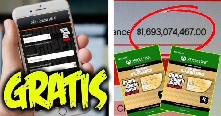 Cómo Conseguir Tarjetas Tiburón GRATIS! en GTA V ONLINE - Ganar Dinero en GTA 5