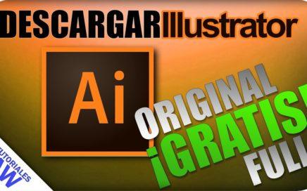 Como descargar Adobe Ilustrator CC 2018 (ORIGINAL) (GRATIS)