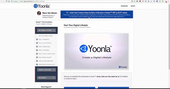 Como Entrar a Trabajar a la Empresa Yoonla para Ganar Dinero Online 720p