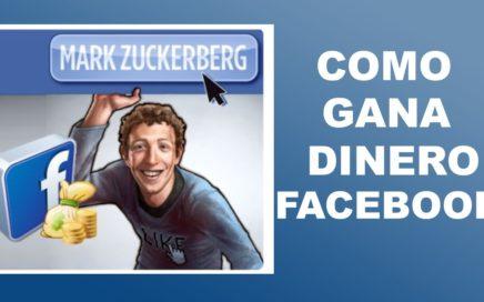 Como Gana Dinero Facebook