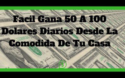 Como  Ganar -#1DINERO por internet-How to Win - # 1DINERO online