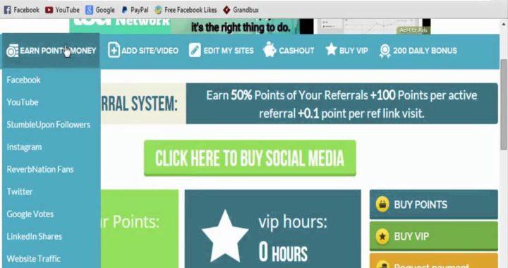 Como ganar 2 dolares diarios con LikesPlanet via PayPal