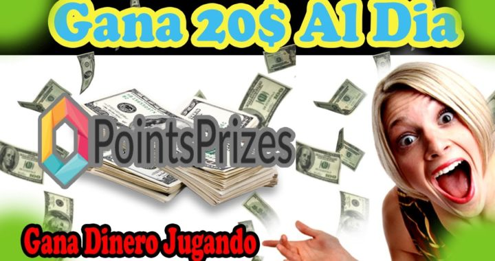 Como Ganar 20$ Dolares Al Día | Gana Dinero Por Jugar y Ver Vídeos | Gana Dinero Por Internet 2017