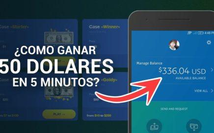 ¿Como ganar 50 USD en 5 Minutos en OpenUpDollars.com? + Comprobante de pago (Paypal, Visa, etc)
