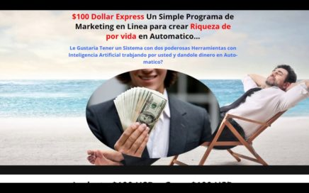 Como Ganar Dinero $100 USD para tu Paypal Rápido, Fácil  y en Automatico