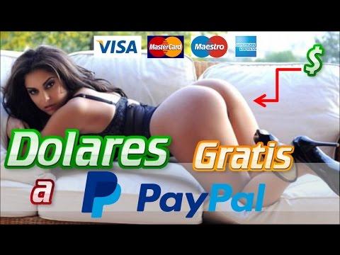 Como Ganar Dinero a Paypal 2017 | Dolares a Paypal