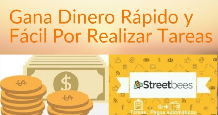 Como Ganar Dinero a Paypal Por Realizar Tareas Sencillas   Streetbees, Dinero rápido y fácil