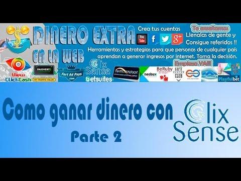 Como ganar dinero con ClixSense Parte 2 | DINERO EXTRA EN LA WEB