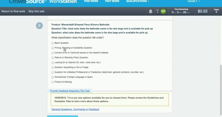 Como Ganar Dinero con CrowdSource - Dinero Online Garantizado