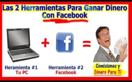 Como Ganar Dinero con Facebook Facilmente | Ganar Dinero Rapido