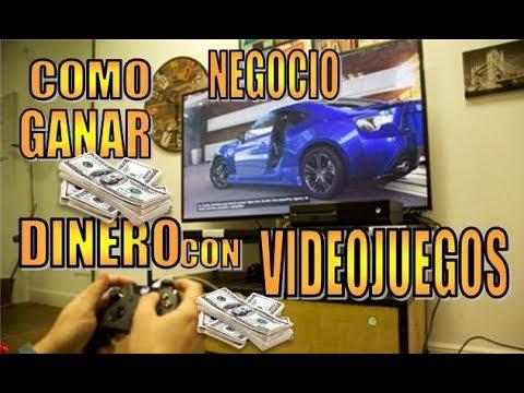 Como ganar dinero con los videojuegos