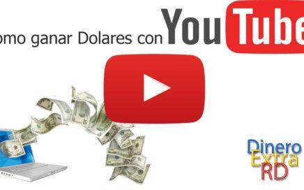 Como Ganar Dinero con tus videos-2016-Dinero Extra RD
