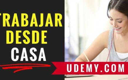 Como ganar dinero desde Casa 2017 | UDEMY+ ClickBank