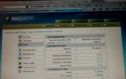 COMO GANAR DINERO DESDE CASA :www.bigmoneyptc.com/index.php?ref=juanen