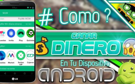 Como Ganar Dinero En Android 2016 Para: Paypal,Steam,LoL,Play Store,Amazon,Etc