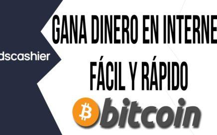 COMO GANAR DINERO EN INTERNET CON ADSCASHIER.COM