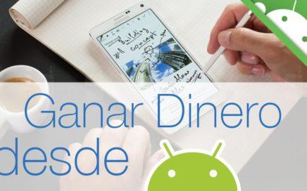 COMO GANAR DINERO en Internet desde Android