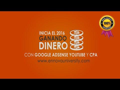 Como Ganar Dinero en Internet Desde Casa Con Google Adsense, Blogs, Youtube y CPA