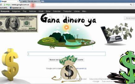 Como ganar dinero en internet publicando Links