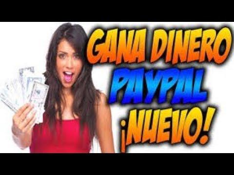 COMO GANAR DINERO en PAYPAL[FUNCIONANDO 2017] ¡100% REAL!